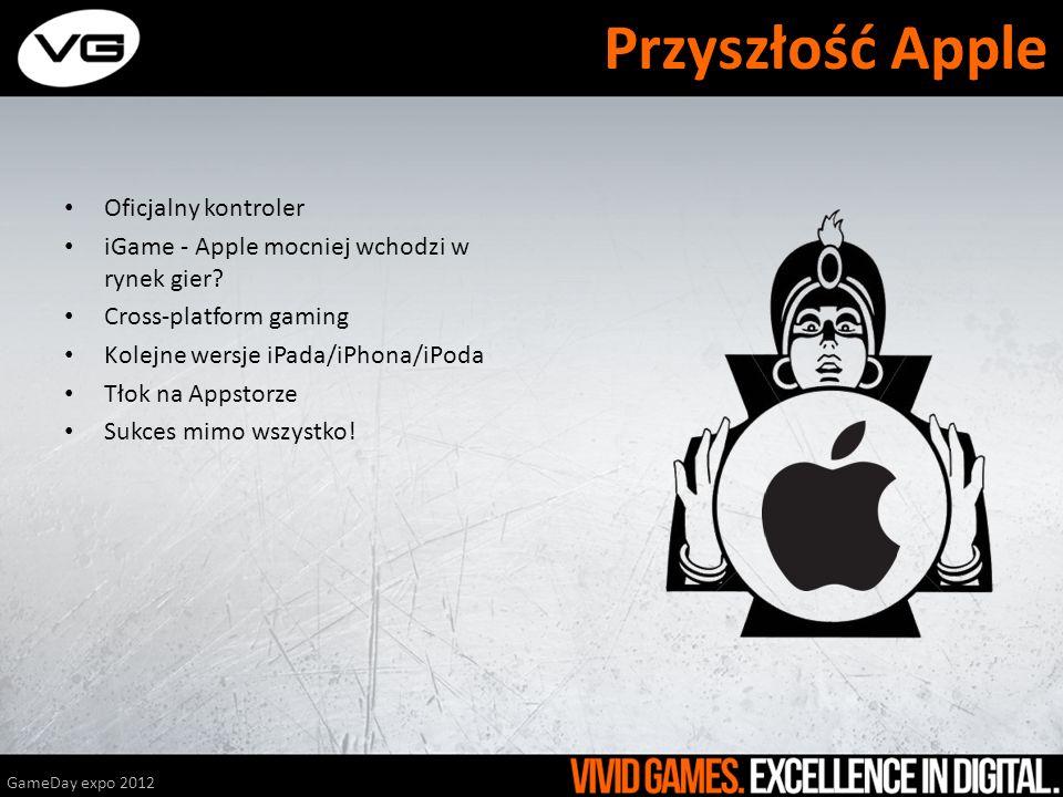 Przyszłość Apple Oficjalny kontroler