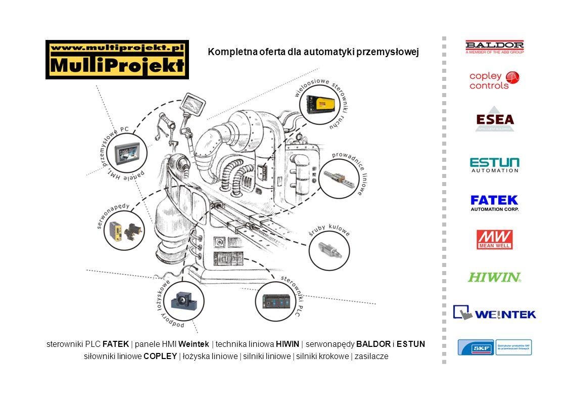 Kompletna oferta dla automatyki przemysłowej