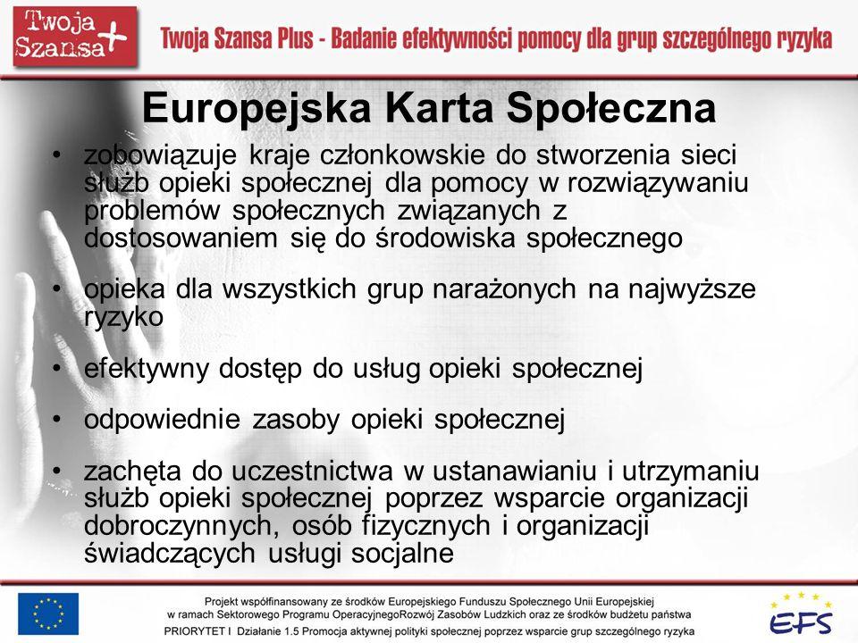 Europejska Karta Społeczna