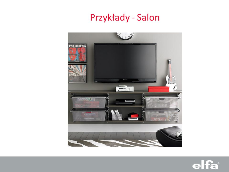 Przykłady - Salon