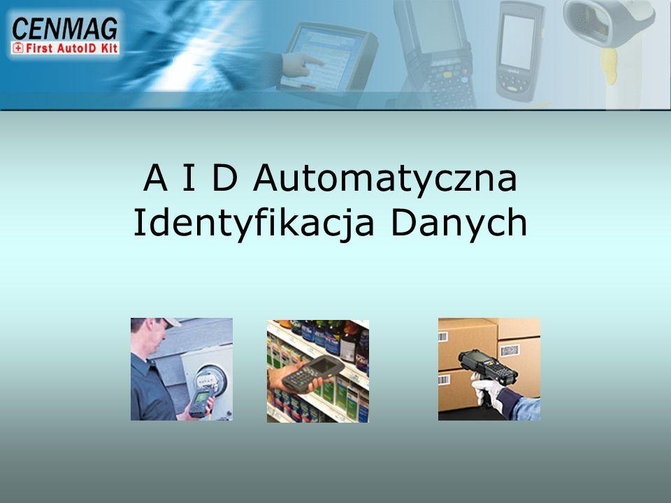 A I D Automatyczna Identyfikacja Danych