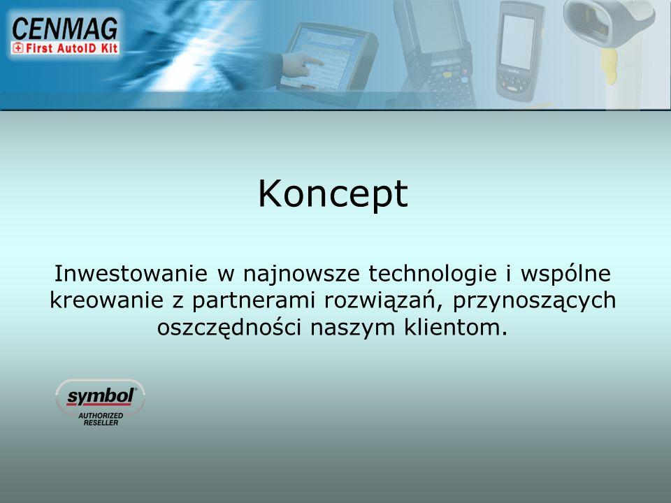 Koncept Inwestowanie w najnowsze technologie i wspólne kreowanie z partnerami rozwiązań, przynoszących oszczędności naszym klientom.