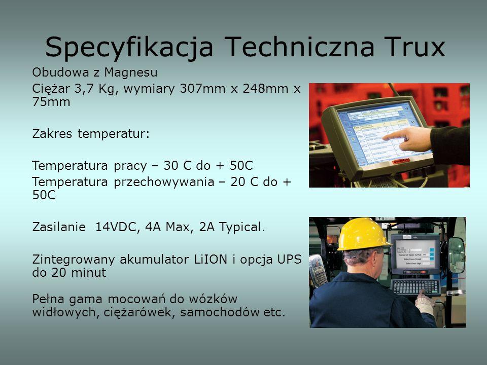 Specyfikacja Techniczna Trux
