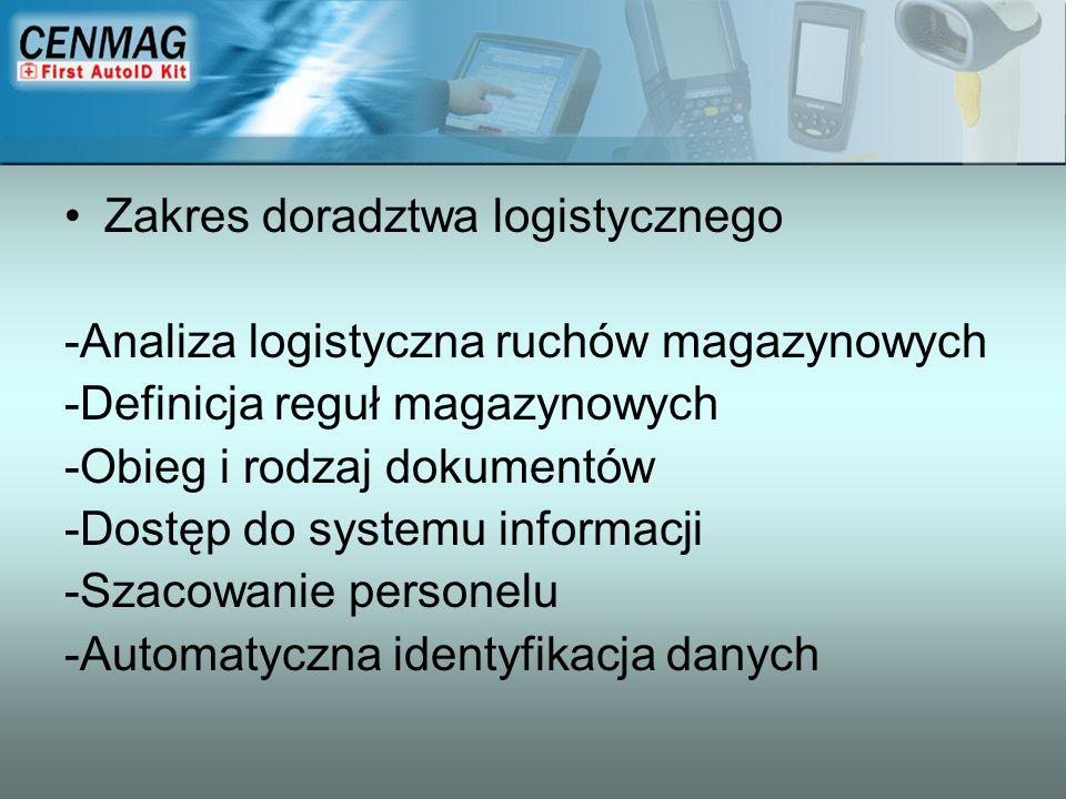 Zakres doradztwa logistycznego