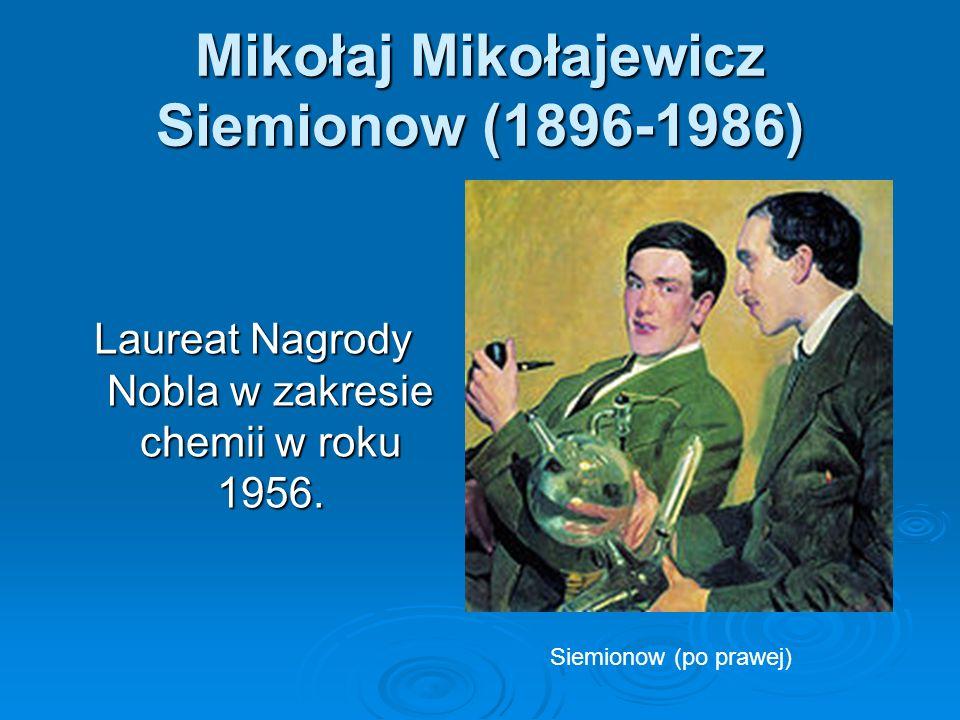 Mikołaj Mikołajewicz Siemionow (1896-1986)