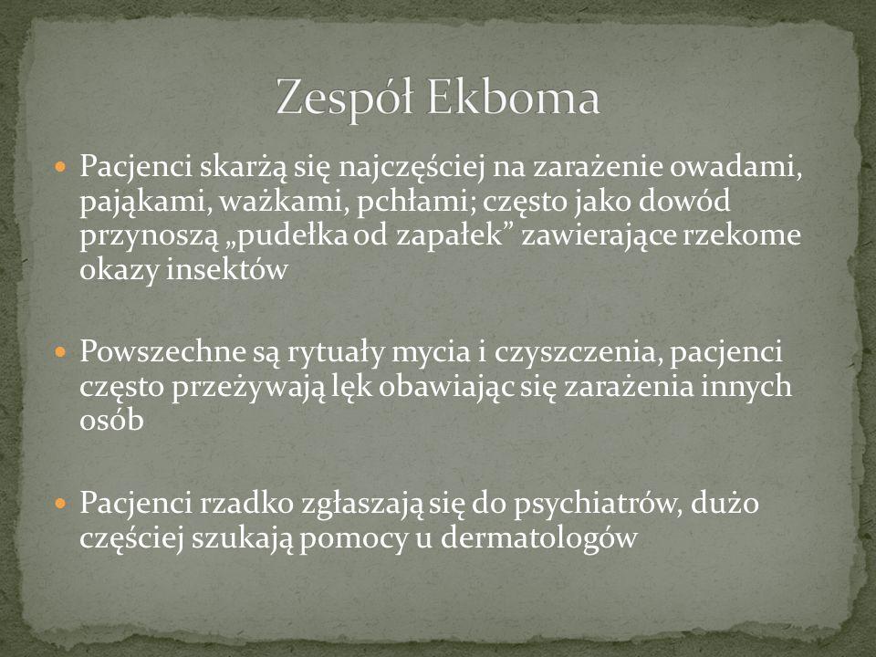 Zespół Ekboma