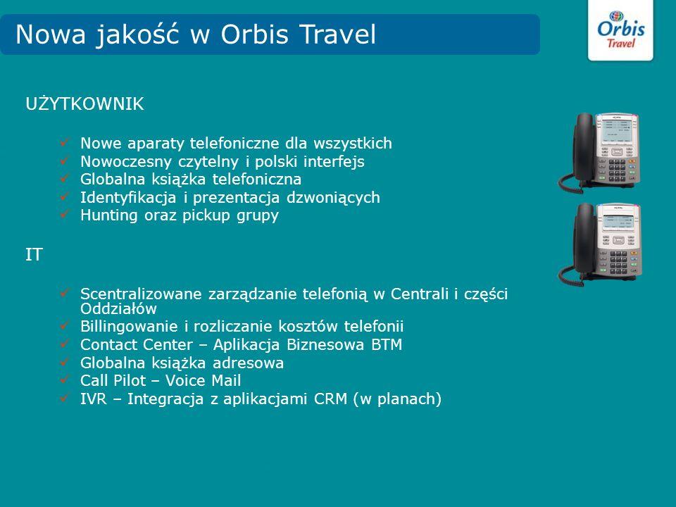 Nowa jakość w Orbis Travel