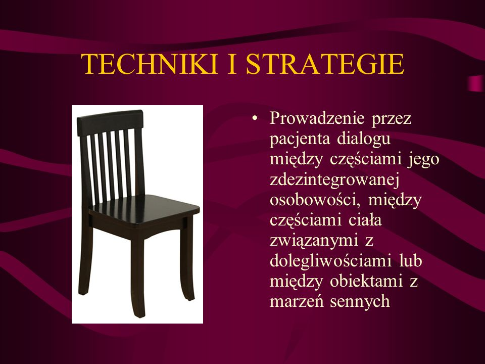 TECHNIKI I STRATEGIE