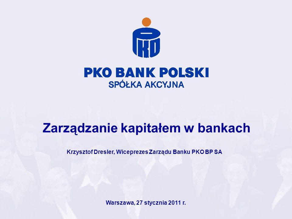 Zarządzanie kapitałem w bankach