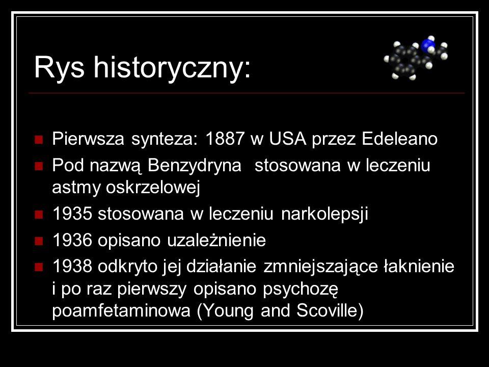 Rys historyczny: Pierwsza synteza: 1887 w USA przez Edeleano