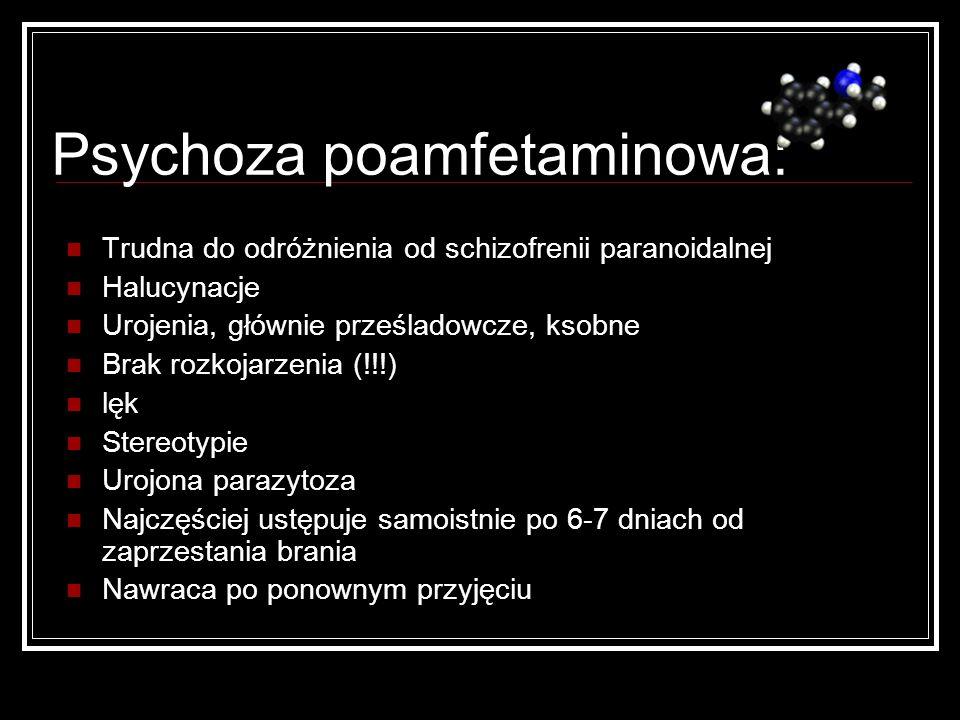 Psychoza poamfetaminowa:
