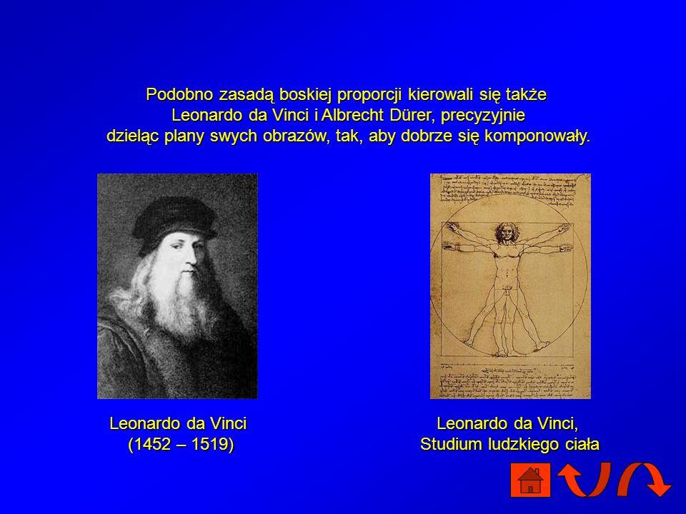 Leonardo da Vinci, Studium ludzkiego ciała