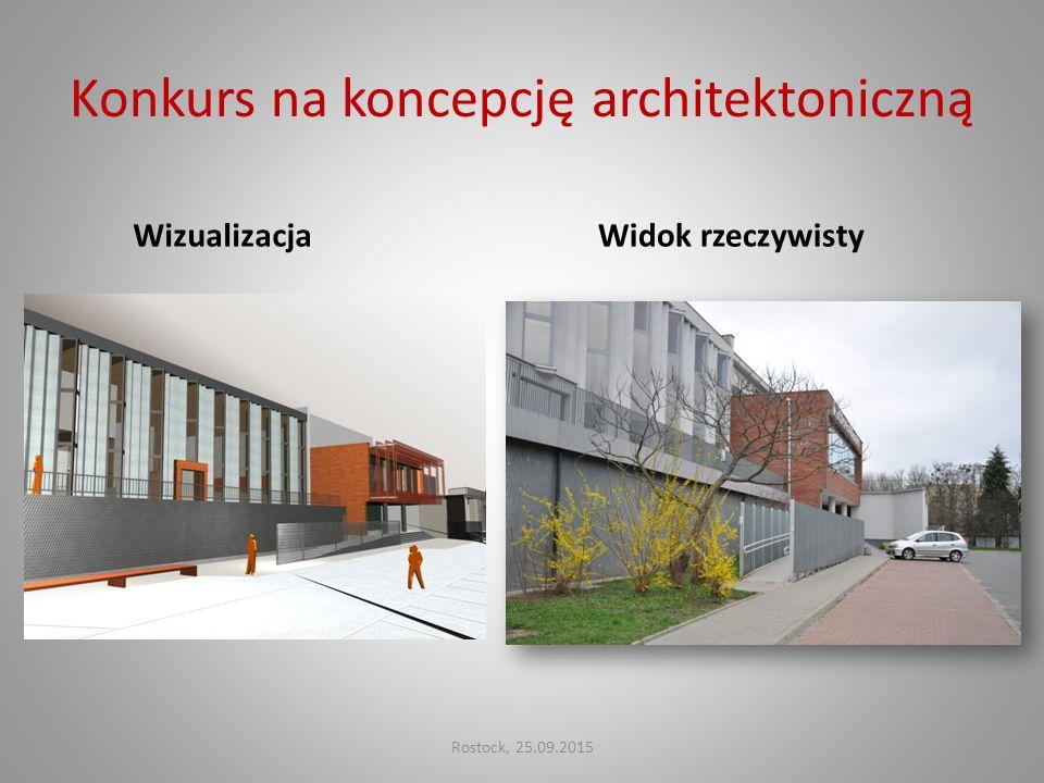 Konkurs na koncepcję architektoniczną