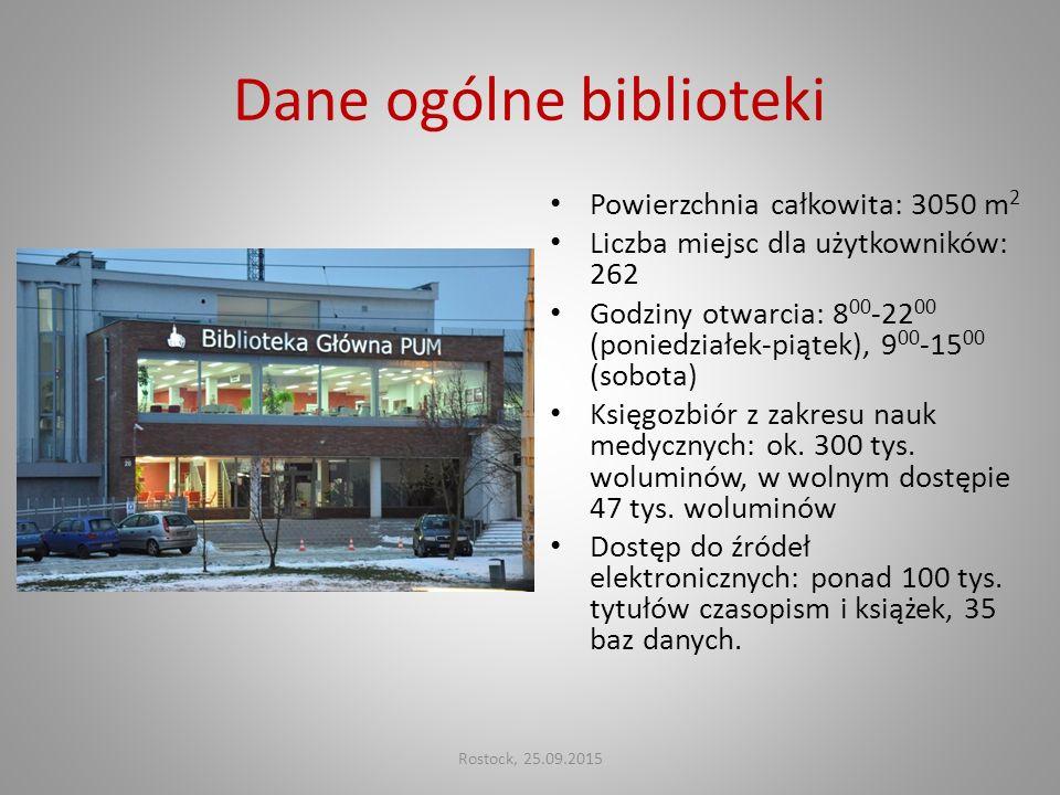 Dane ogólne biblioteki
