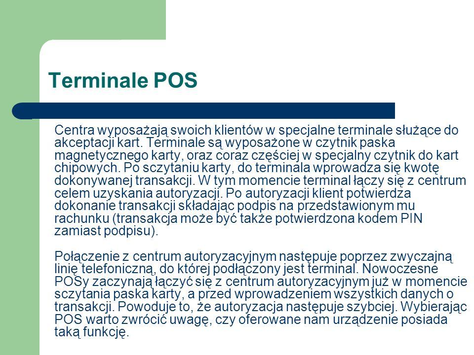 Terminale POS