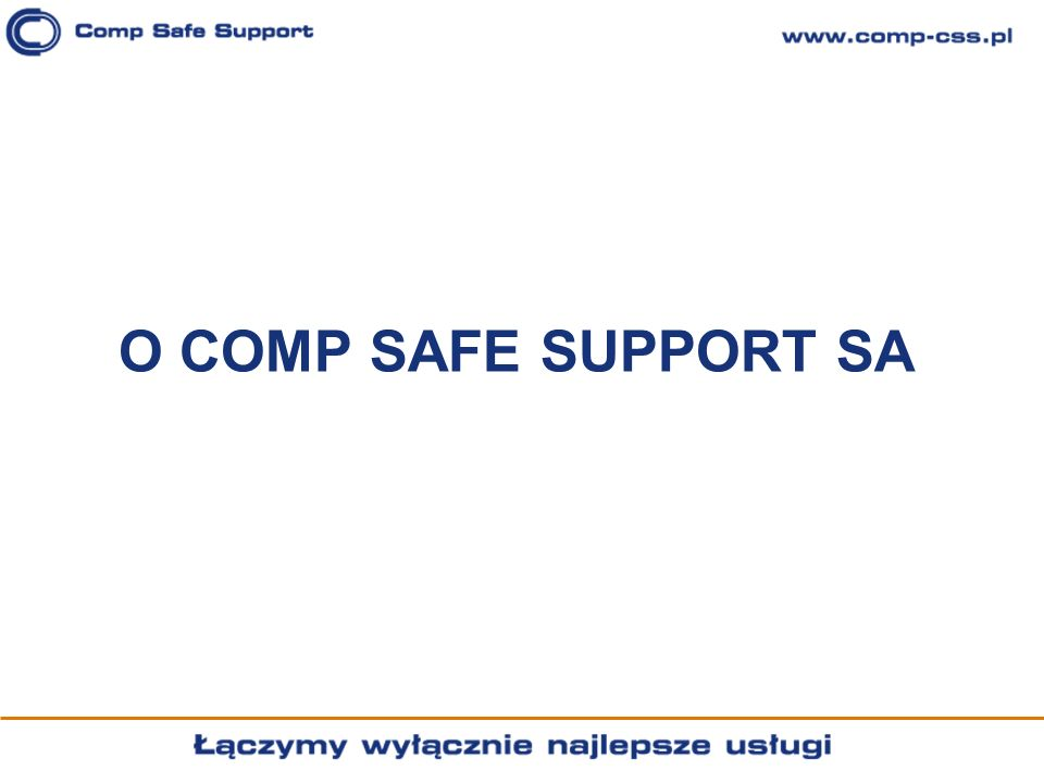 O Comp safe Support sa