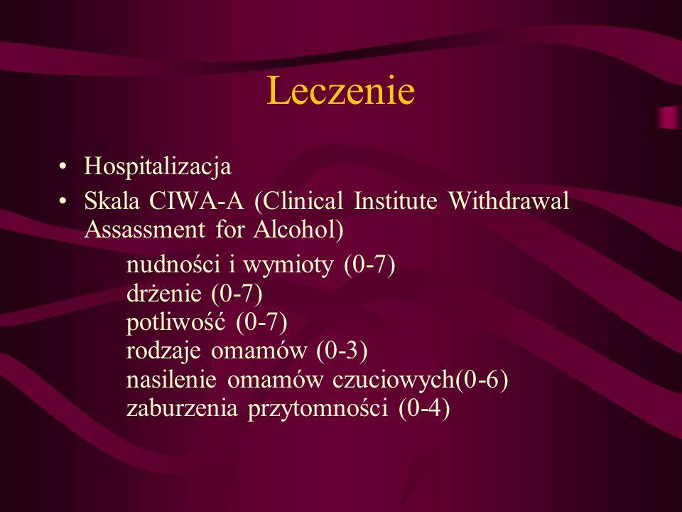 Leczenie Hospitalizacja
