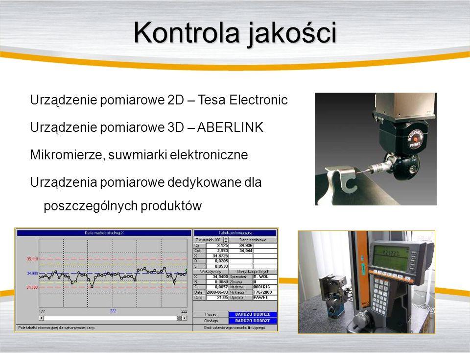 Kontrola jakości Urządzenie pomiarowe 2D – Tesa Electronic