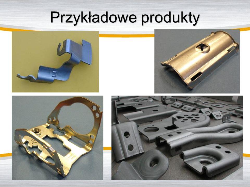 Przykładowe produkty