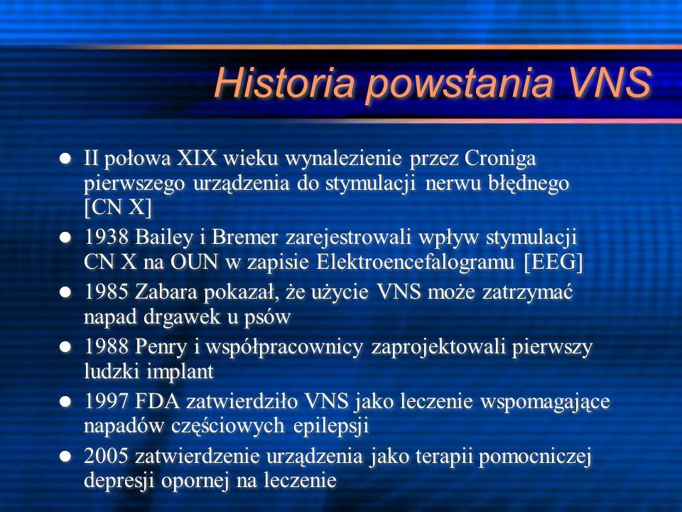 Historia powstania VNS