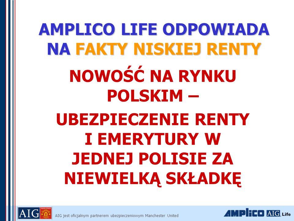 AMPLICO LIFE ODPOWIADA NA FAKTY NISKIEJ RENTY