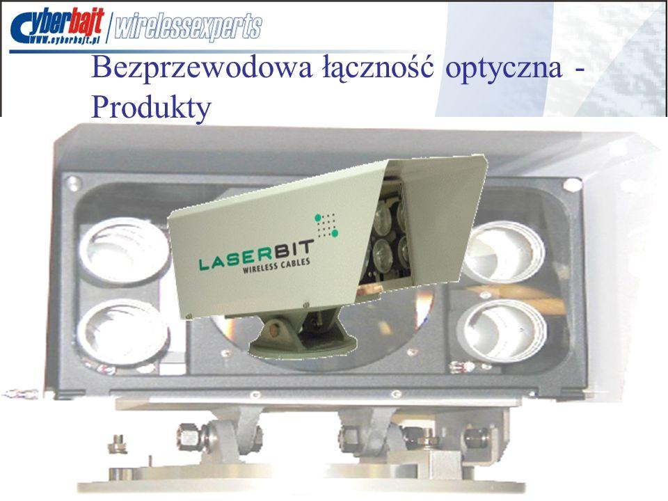 Bezprzewodowa łączność optyczna - Produkty