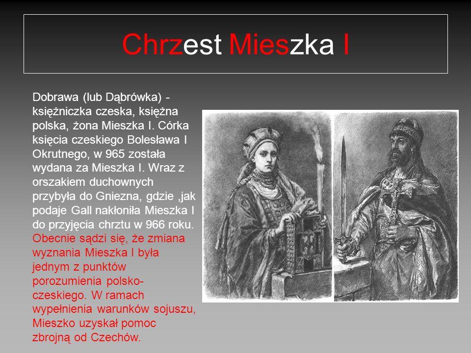 Chrzest Mieszka I