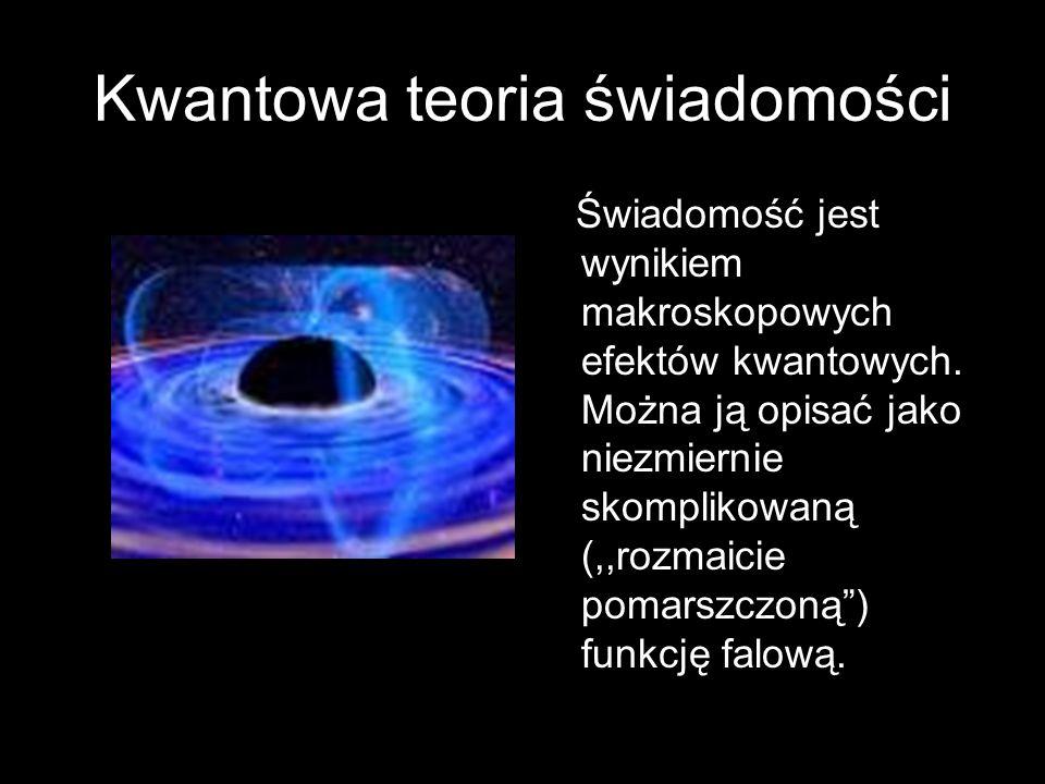 Kwantowa teoria świadomości