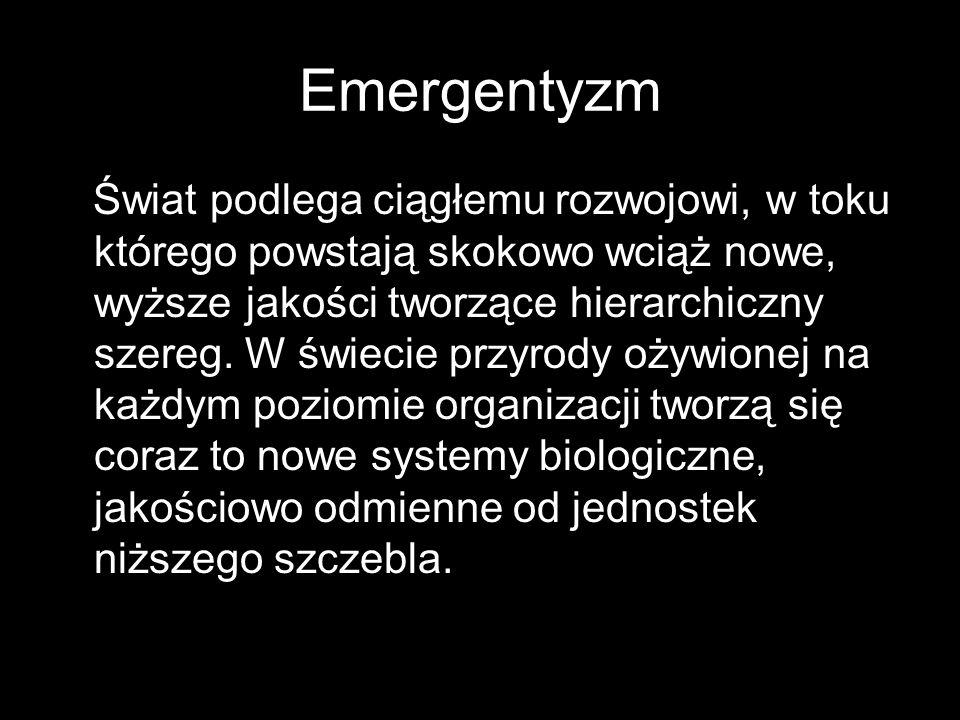 Emergentyzm