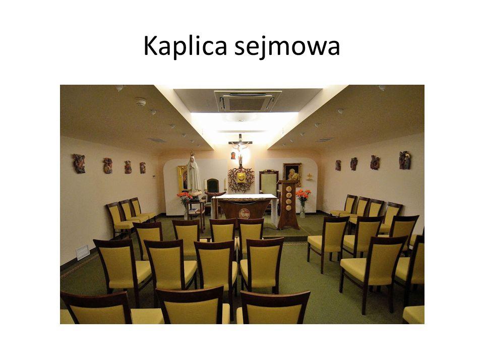 Kaplica sejmowa