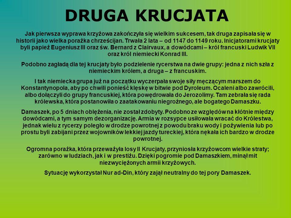 DRUGA KRUCJATA