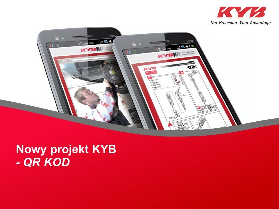 Nowy projekt KYB - QR KOD