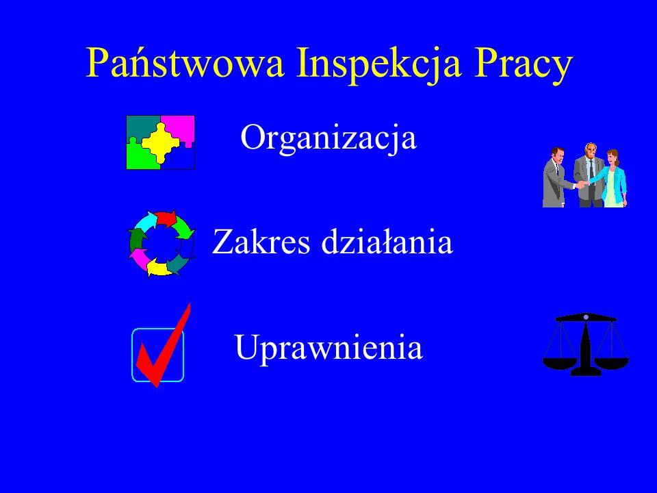 Państwowa Inspekcja Pracy