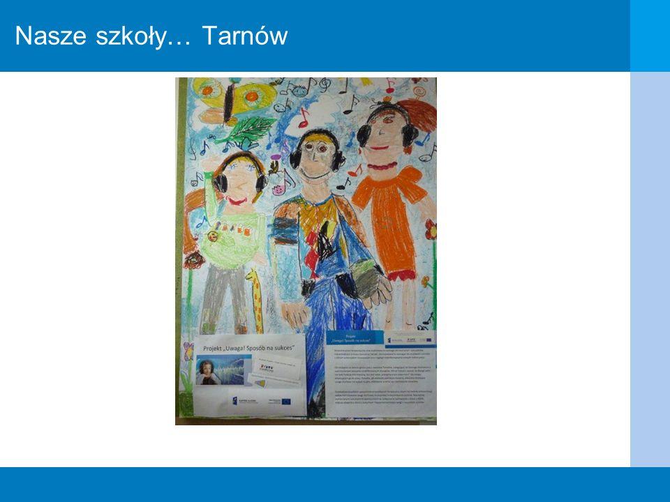 Nasze szkoły… Tarnów