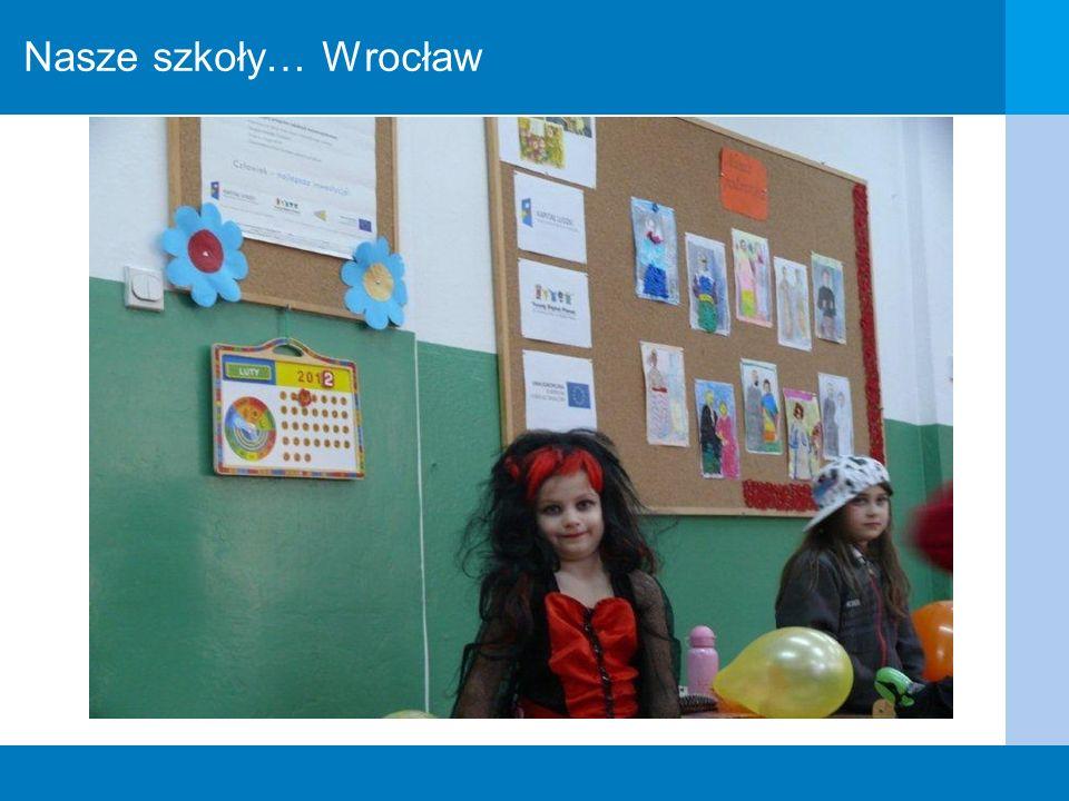 Nasze szkoły… Wrocław