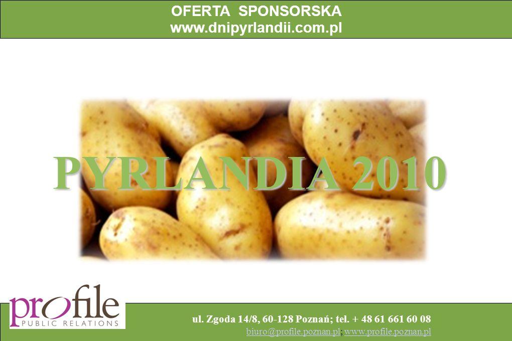 PYRLANDIA 2010 ul. Zgoda 14/8, 60-128 Poznań; tel. + 48 61 661 60 08