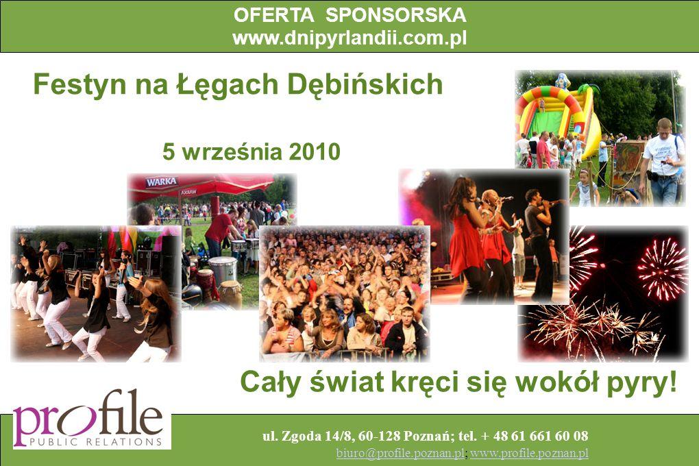 Festyn na Łęgach Dębińskich