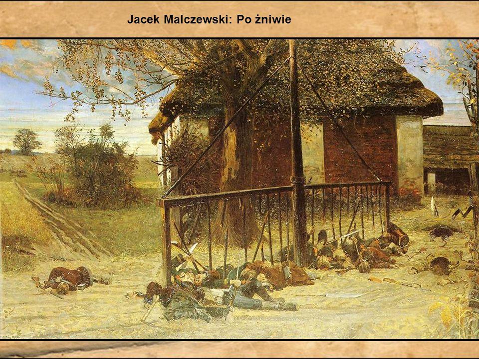Jacek Malczewski: Po żniwie