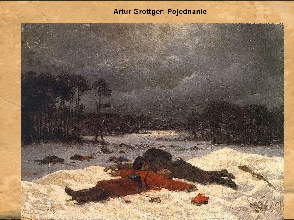 Artur Grottger: Pojednanie