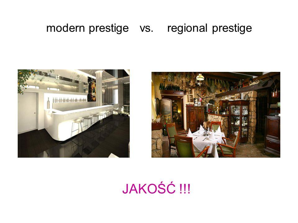 modern prestige vs. regional prestige