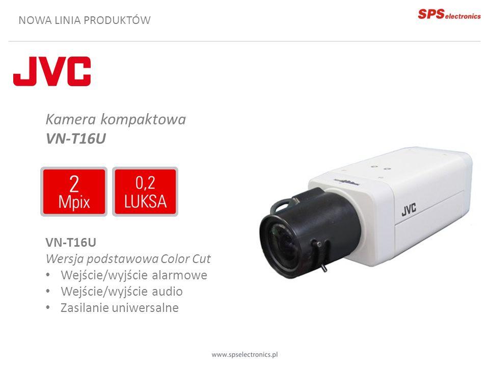 Kamera kompaktowa VN-T16U VN-T16U Wersja podstawowa Color Cut