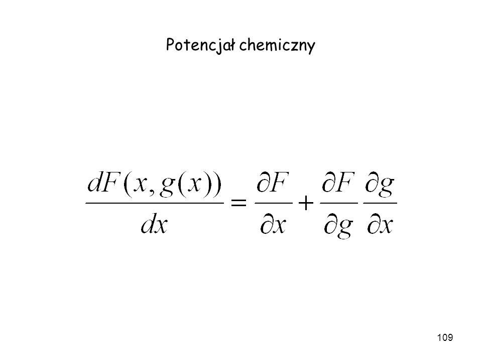 Potencjał chemiczny