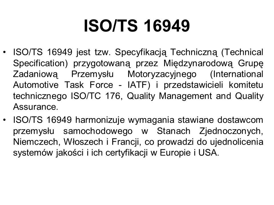 ISO/TS 16949
