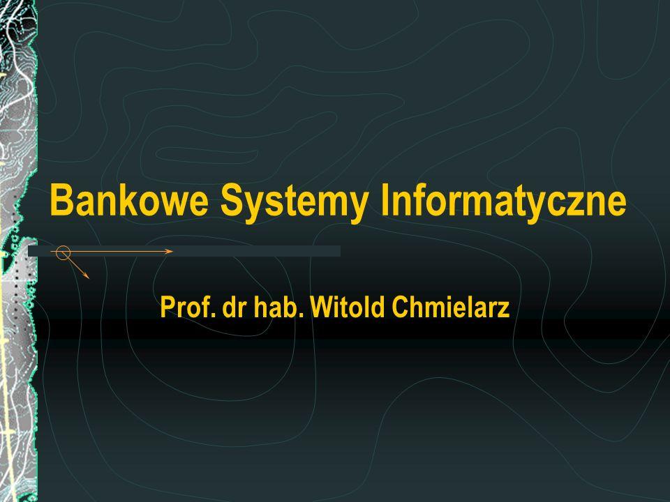 Bankowe Systemy Informatyczne
