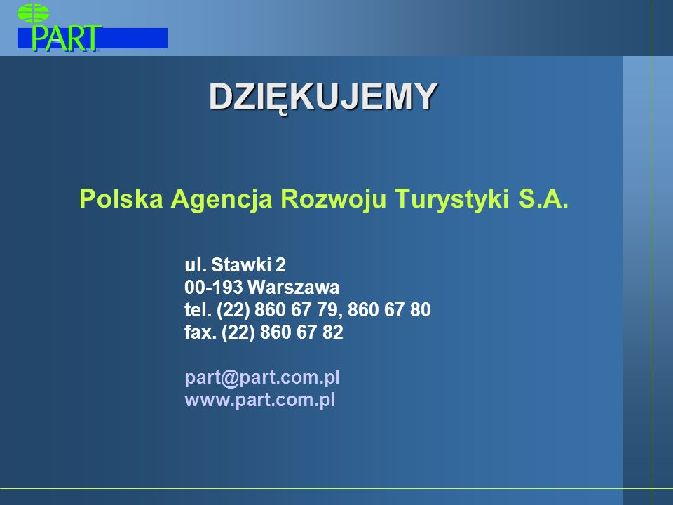 Polska Agencja Rozwoju Turystyki S.A.