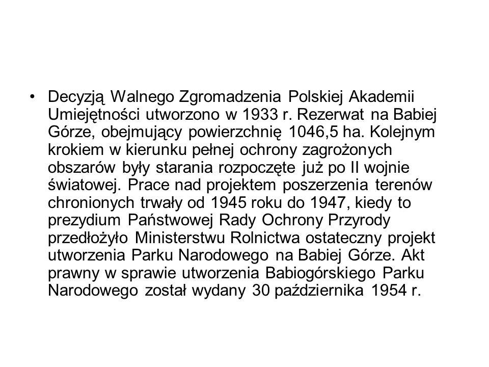 Decyzją Walnego Zgromadzenia Polskiej Akademii Umiejętności utworzono w 1933 r.