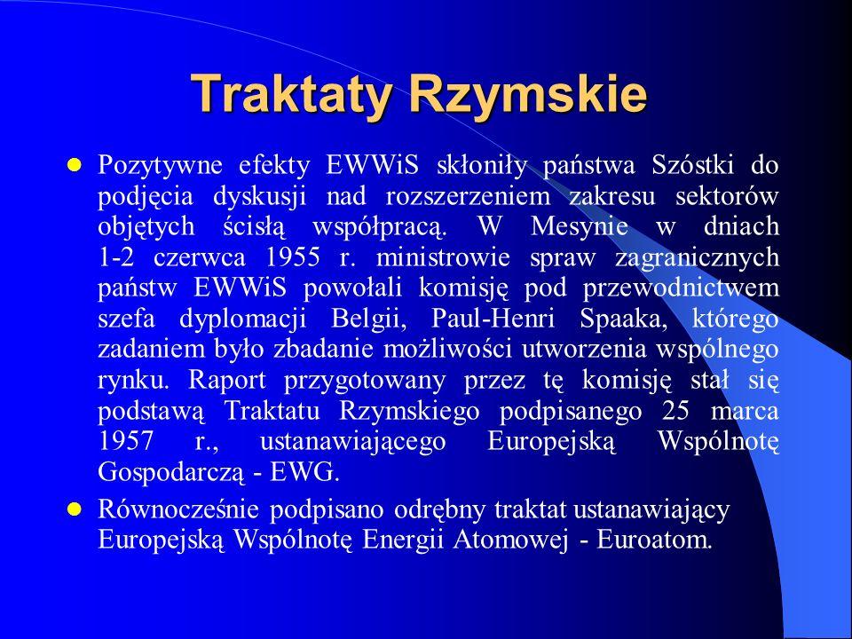 Traktaty Rzymskie