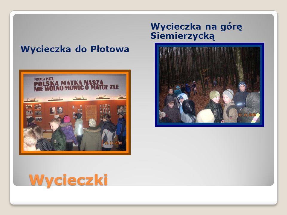 Wycieczka na górę Siemierzycką