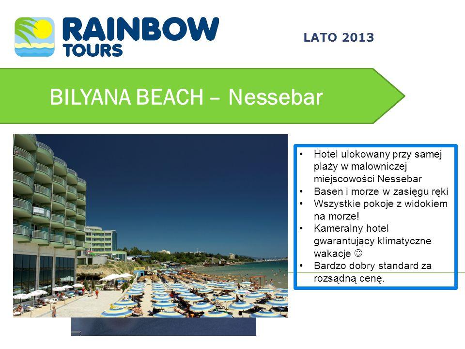 BILYANA BEACH – Nessebar
