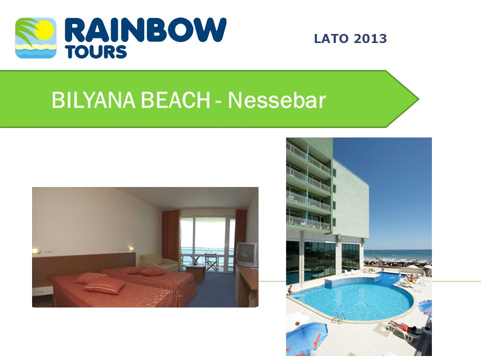 BILYANA BEACH - Nessebar